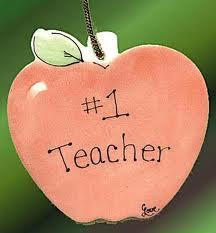 1 teacher